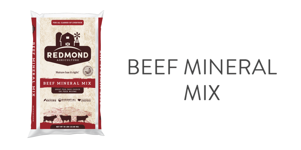 Beef Mineral Mix