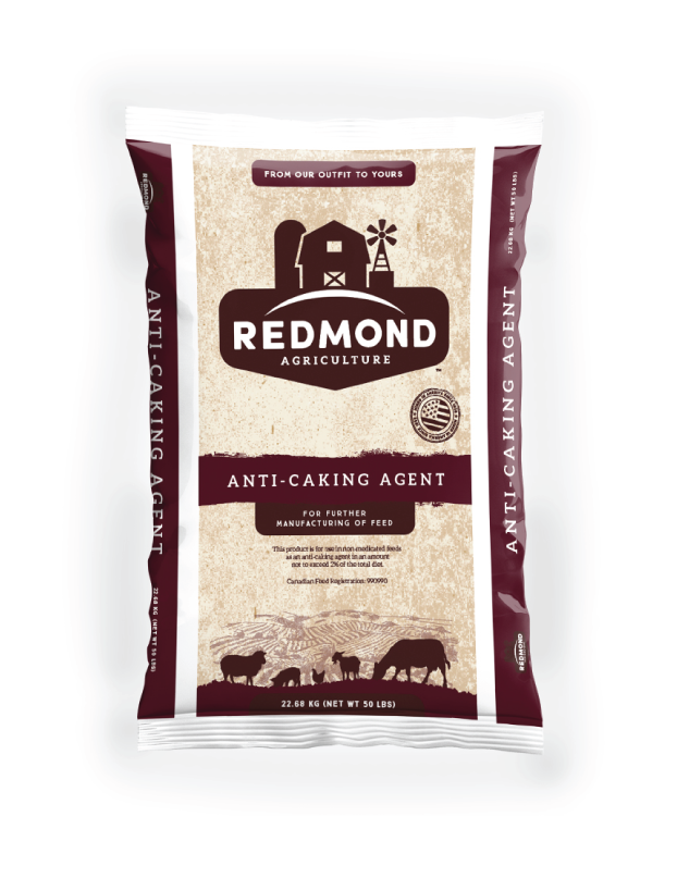 Canadian Redmond Anti Caking Agent