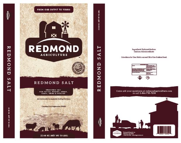 Canadian Redmond Salt Small