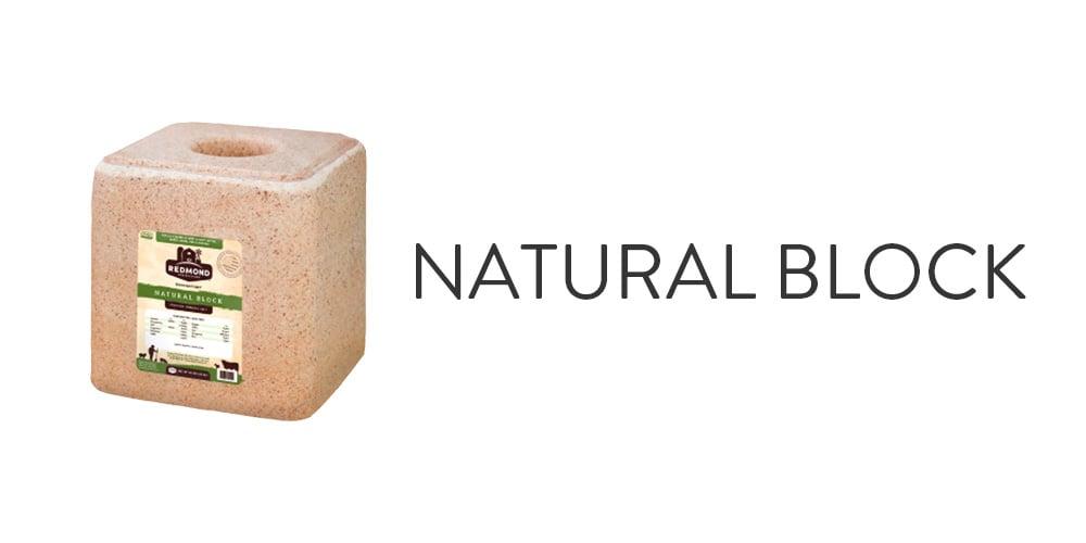 Natural Block