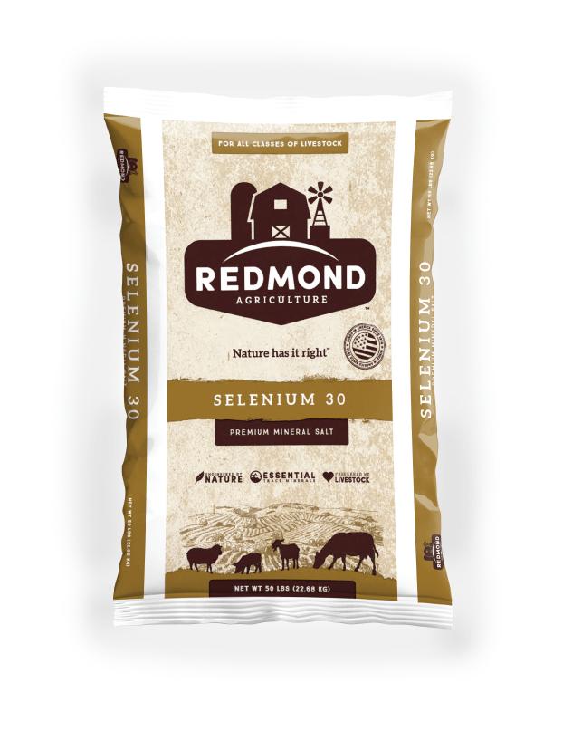 Redmond Selenium  30  Premium Mineral Salt