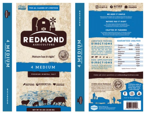 Redmond 4 Medium