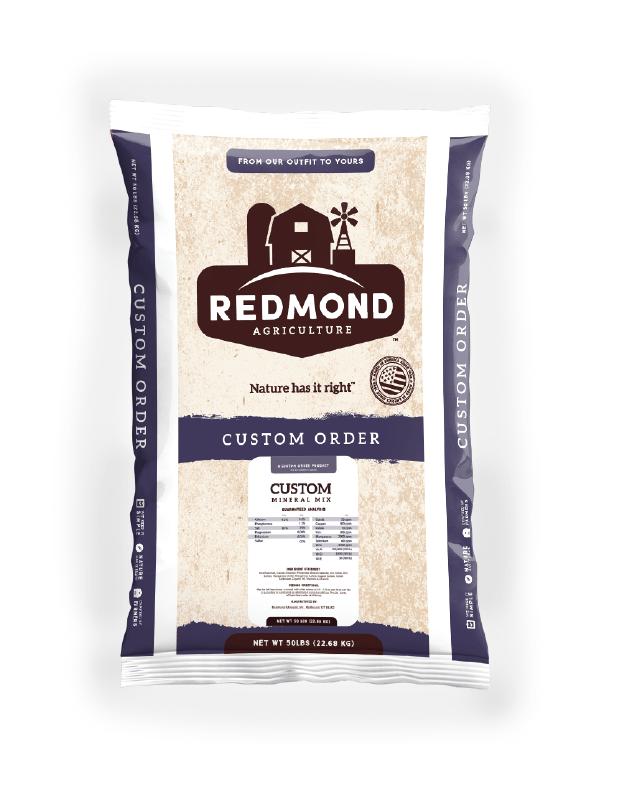 Redmond Custom Bag