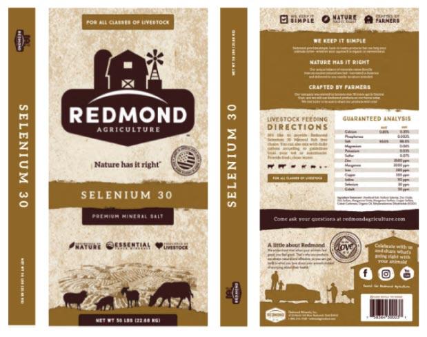Redmond Selenium