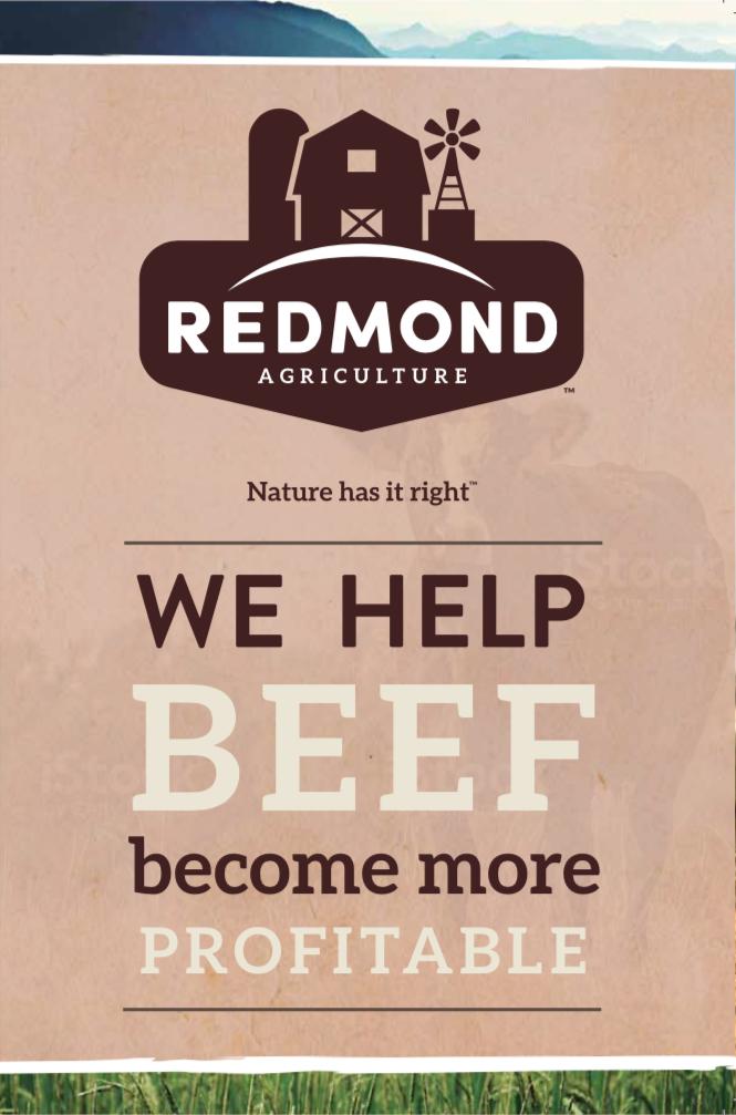 Redmond Beef Info