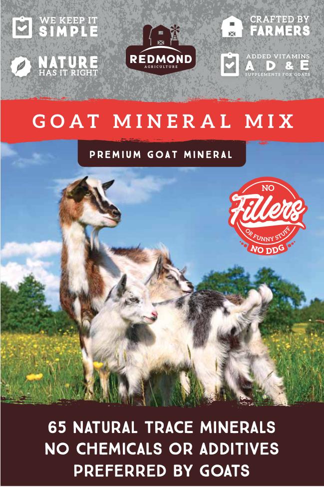 Goat Mineral Flyer