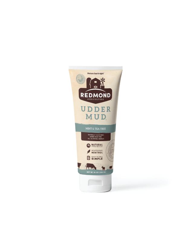 Redmond Udder Mud Tube