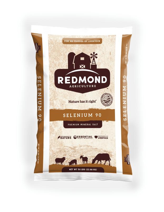 Redmond Selenium 90  Premium Mineral Salt