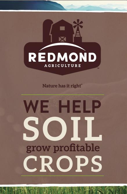 Redmond Soil Crops